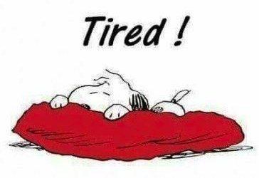 Schlafprobleme?