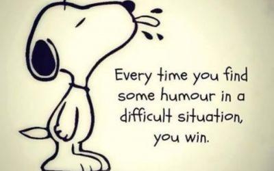 Humor ist wichtig!